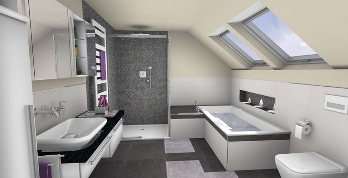 Badezimmer 3D Planer Gratis Design. Badezimmer 3d Planer Beautiful ...